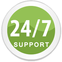 24/7 support image
