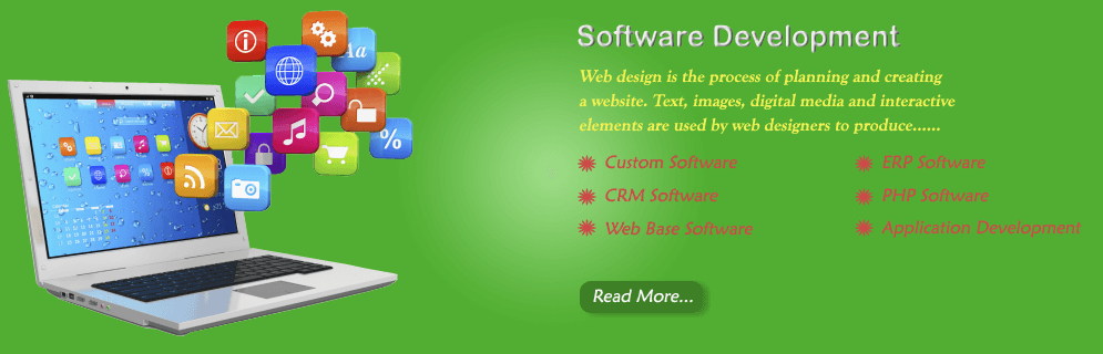 Software Development company ahmedabad Banner